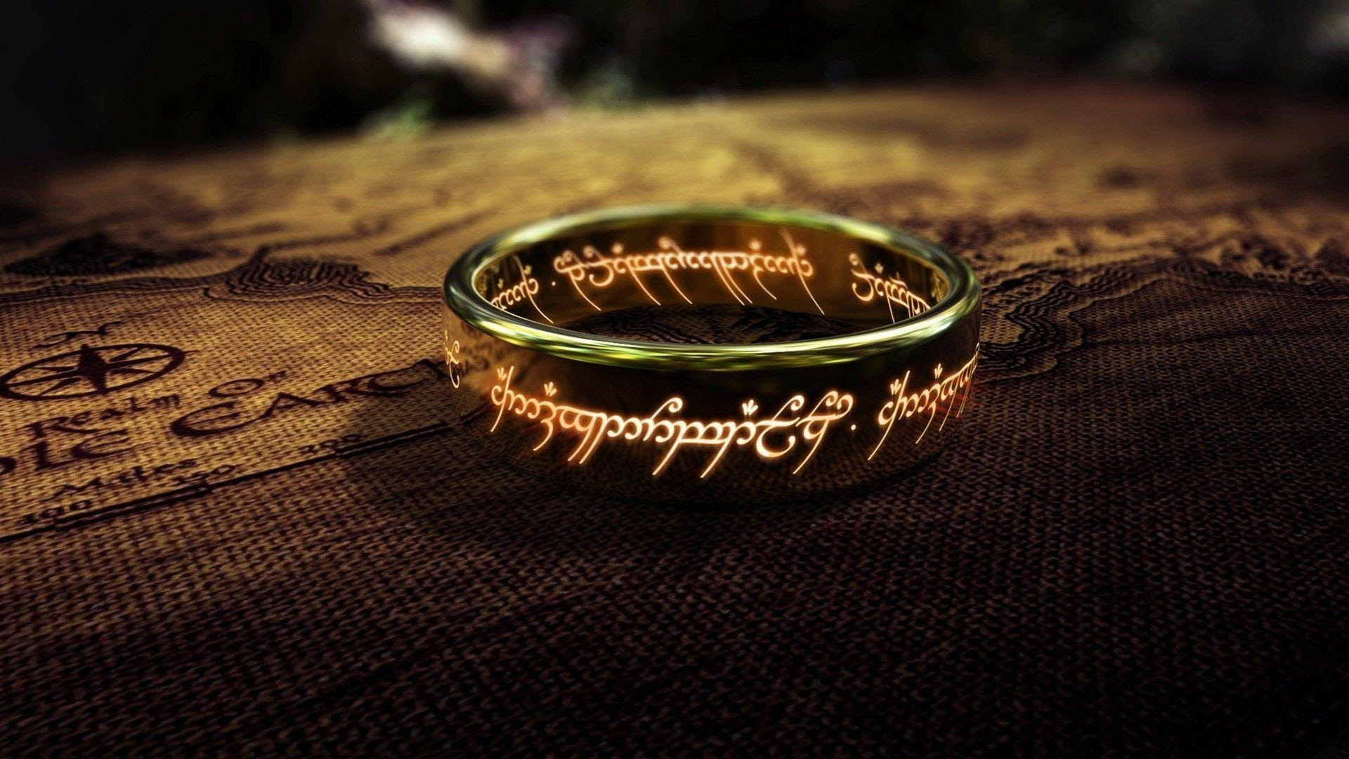 One Ring - The Lord of The Rings Wallpaper #