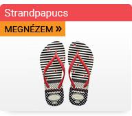 Napi akciók - Strandpapucs ajánlataink