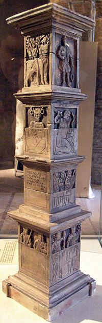 Symbols - Botamn Pillar