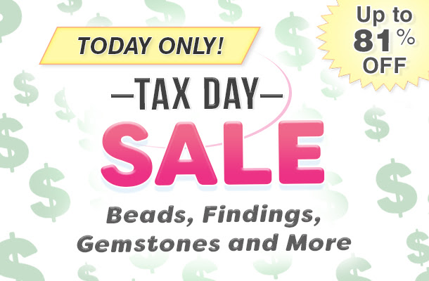 Tax Day SALE Up to 81% off