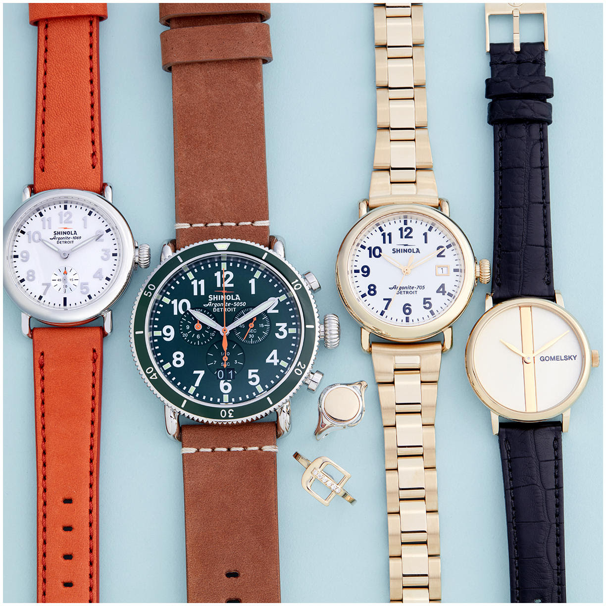 Nordstrom Rack: Shinola Watches, Handbags & More Up to 60% Off