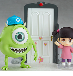 Monsters, Inc. Nendoroid