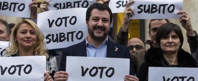 Caro Salvini, le primarie senza Berlusconi sono come i conti senza l'oste