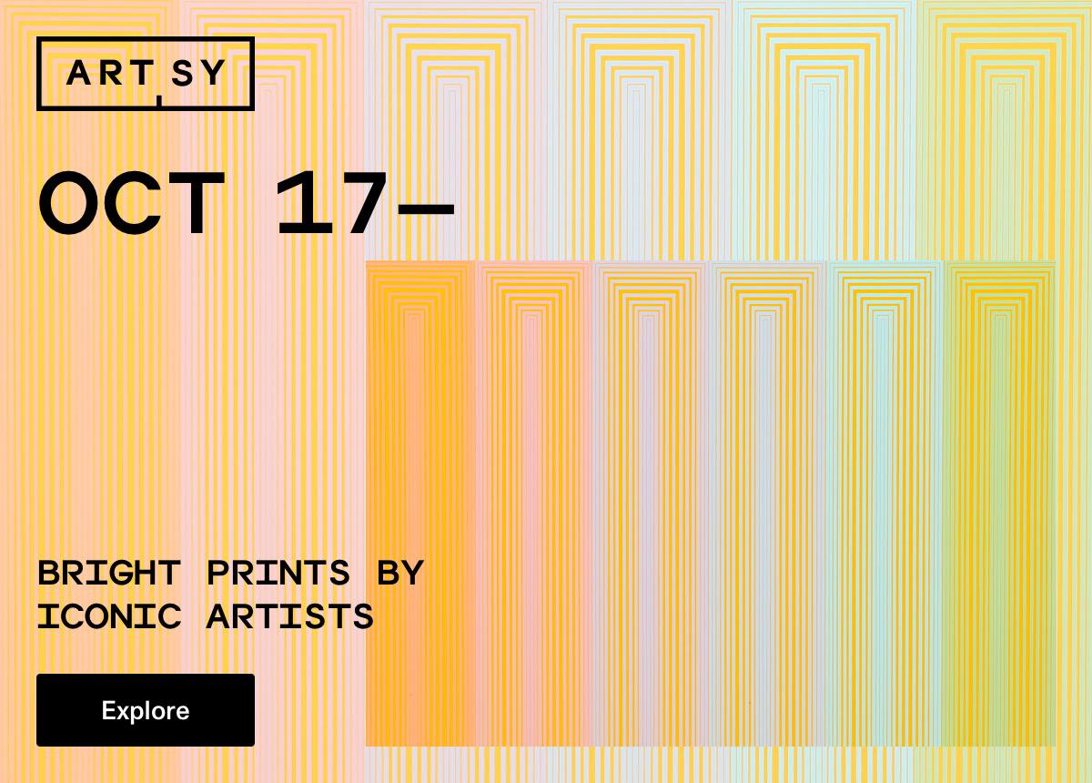 Essentials to Collect: Bright Prints por artistas icônicos