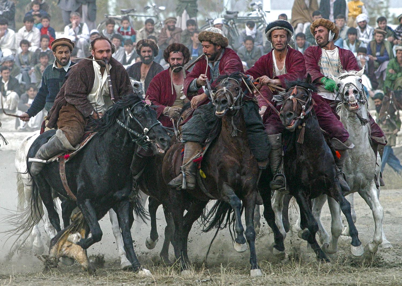 Inside Afghanistan: Politics, war and buzkashi