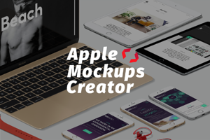 Apple Mockups creator