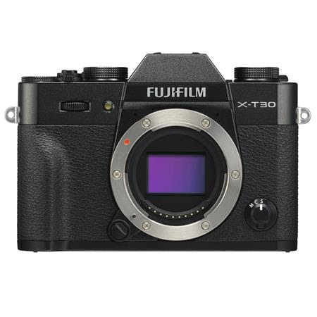 X-T30 Mirrorless Digital Camera (Body Only), Black
