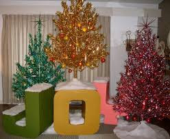 Image result for mid century style christmas decor