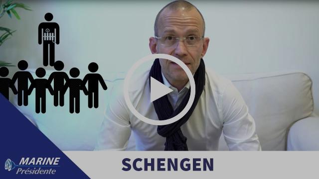 2017, en toute simplicité #3 : « Schengen, c'est quoi ? »