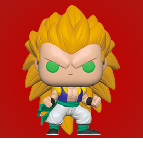 POP! ANIMATION: DRAGON BALL Z GOTENKS EXCLUSIVE