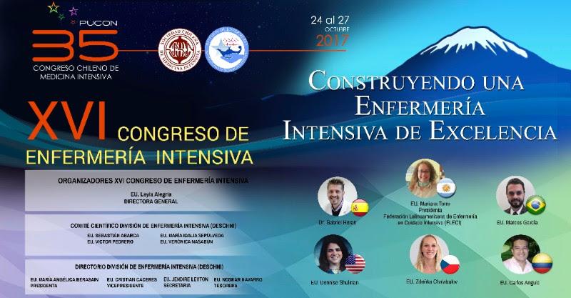 Cursos y Congresos División de Enfermería Intensiva, DESCHMI ...