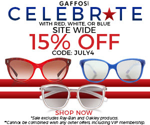 Gaffos 4th of July Sale: 15% O...