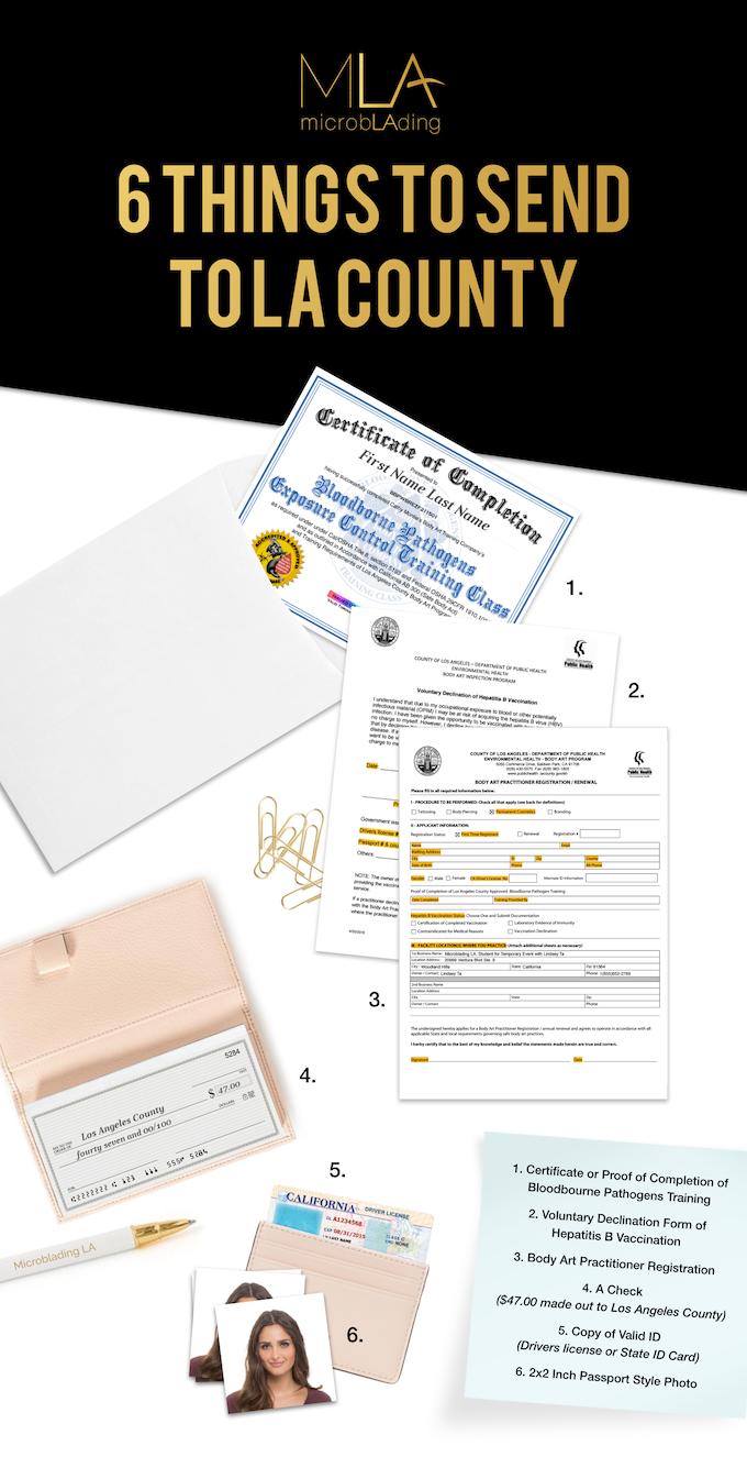 La County Birth Certificate Request Best Design Sertificate 2018