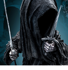 LORD OF THE RINGS DEFORM REAL NAZGUL