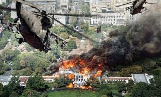 """Τουρκία-Ιράν κατά ΗΠΑ- Εικόνα """"φλεγόμενου"""" Καπιτωλίου προκαλεί οργή σε Ουάσιγκτον"""