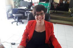 SI YO FUERA PRESIDENTA   Claudia Tecglen, psicóloga con parálisis cerebal: