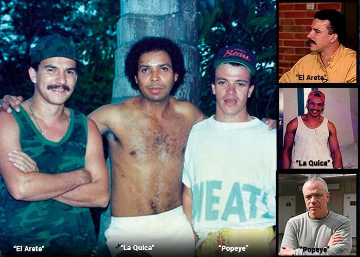 La huella de horror que dejaron de los tres gatilleros de Escobar