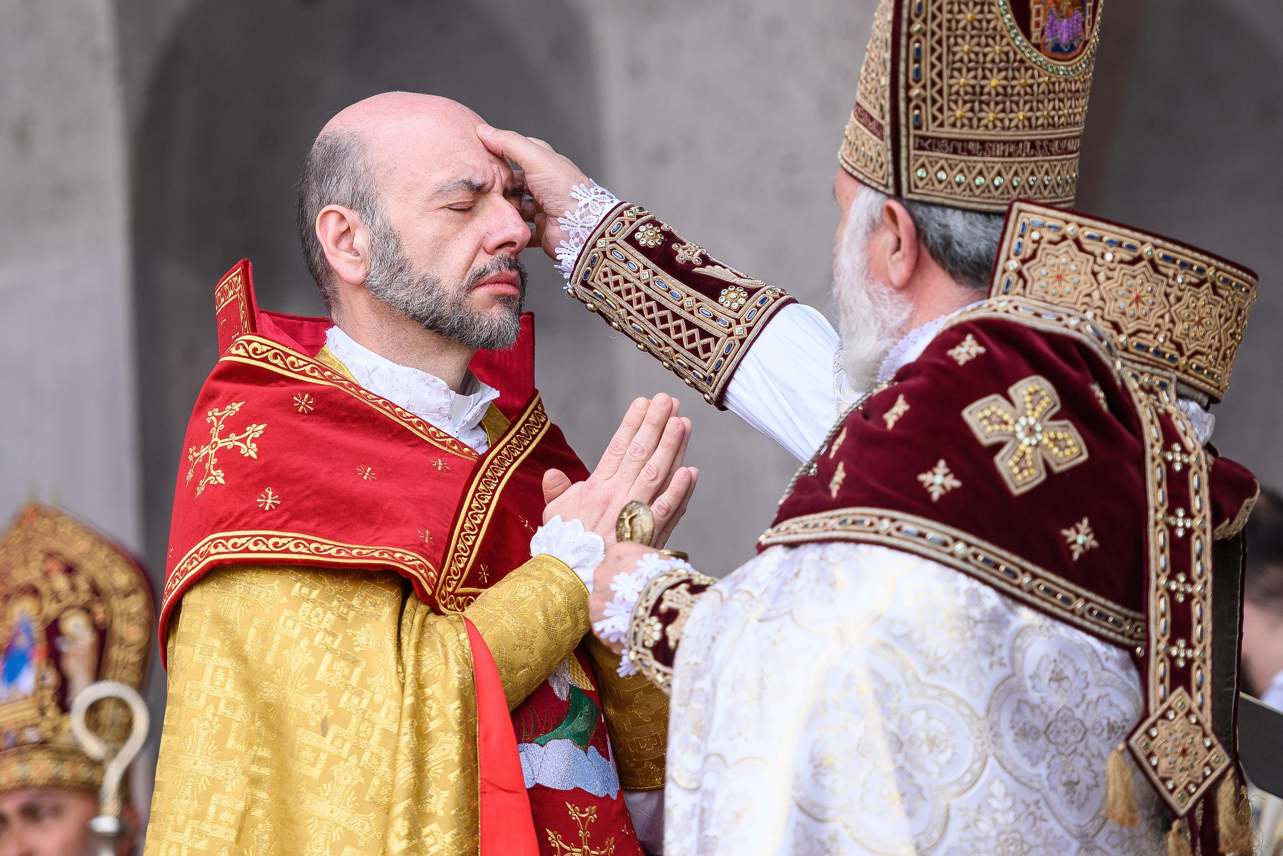 BDF episcopal ordination, consecration