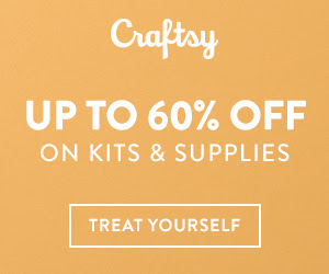Up to 60% Off Kits & Supplies To Knit, Quilt, Crochet & Sew (through 7/15)