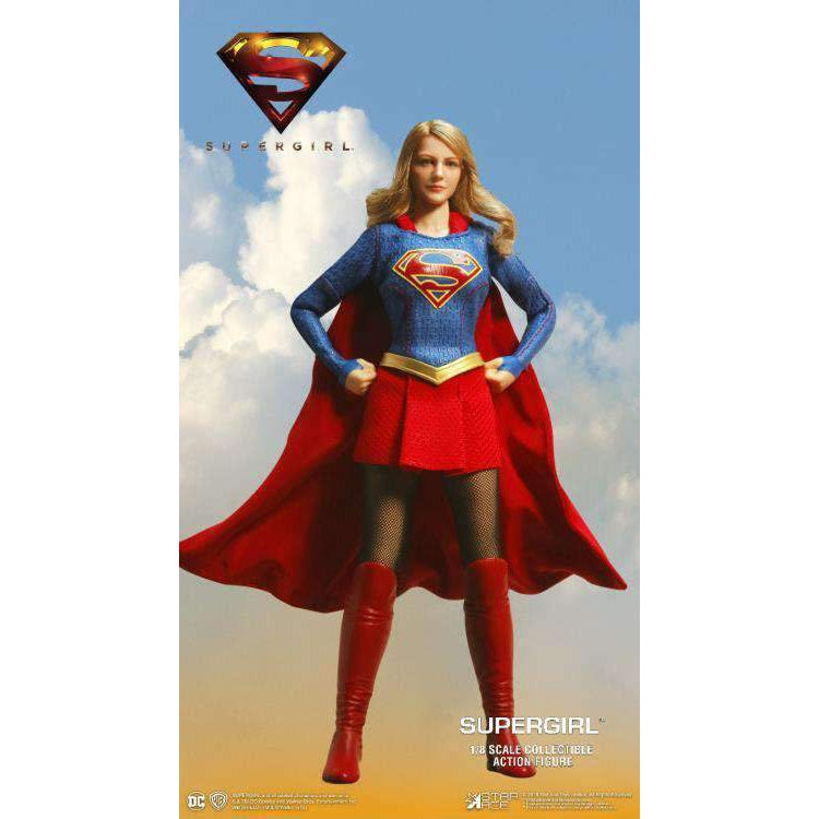 Image of Supergirl (TV Series) Real Master Series Supergirl 1/8 Scale Figure - Q3 2019