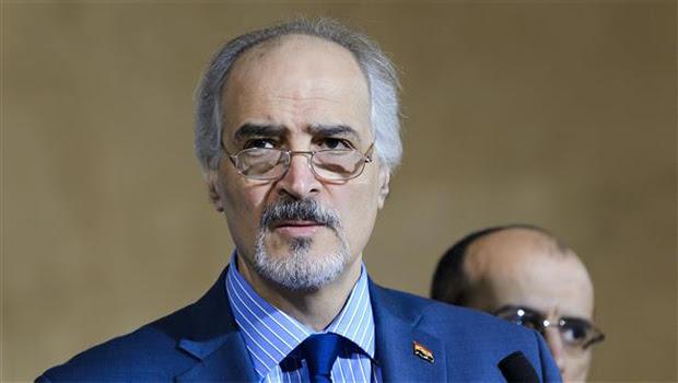 Bashar Al-Jaafari Szíria állandó ENSZ nagykövetének legutóbbi felszólalása