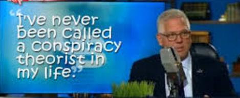 Glen Beck never been called a conspiracy theorist true photo