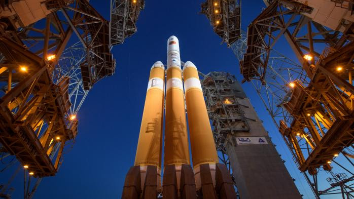 VIDEO. La Nasa réussit le lancement de la sonde Parker vers l'atmosphère du Soleil