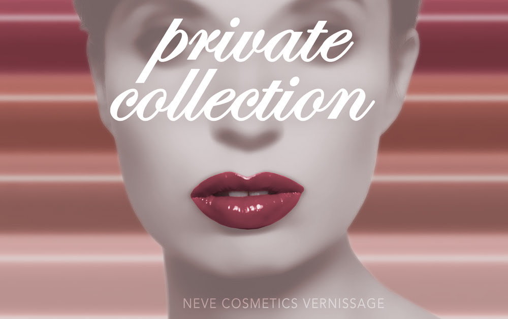 Private Collection Neve Cosmetics Vernissage