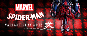 VARIANT PLAY ARTS KAI SPIDER-MAN