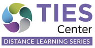 TIES Center Distance Learning Program
