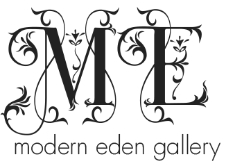 Join us from 6 pm to 9 pm at Modern Eden Gallery.