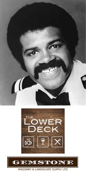 Ted Lange at the Lower Deck