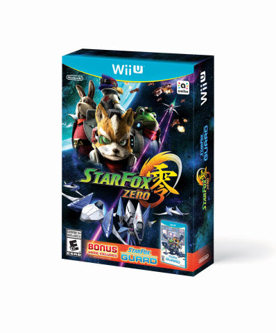 WonderCon attendees will be able to play Star Fox Zero and Star Fox Guard before the Wii U games lau ...
