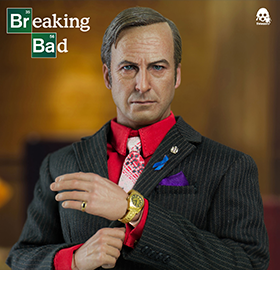BREAKING BAD SAUL GOODMAN 1/6 SCALE FIGURE