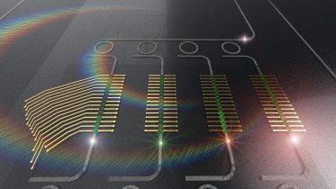Photonic Tensor Core