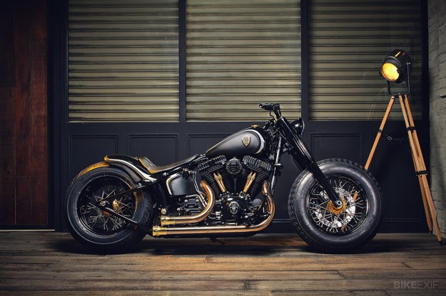 The best motorcycles from 2014 so far: Harley Softail Slim