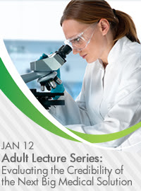 Adult Lecture Series