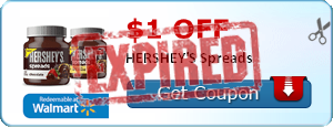 $1.00 off HERSHEY'S Spreads