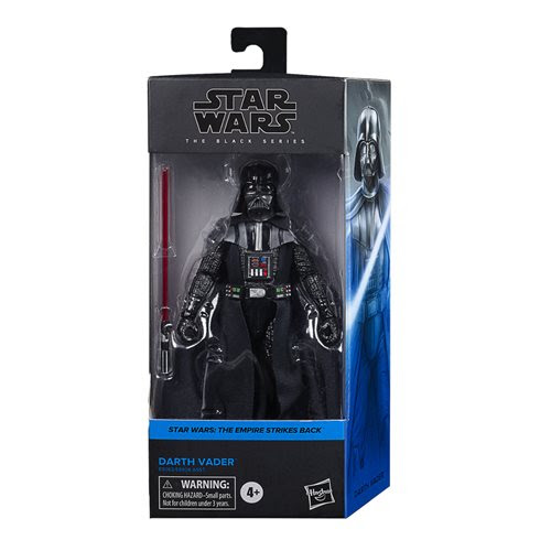 Image of Star Wars The Black Series Wave 5 (2020) Darth Vader 6-Inch Action Figure