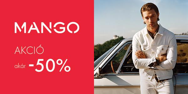 MANGO akció