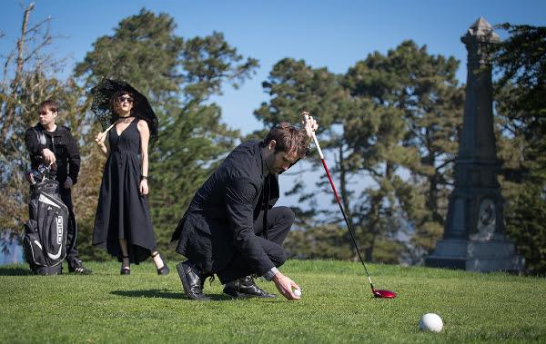 Goth Golf!