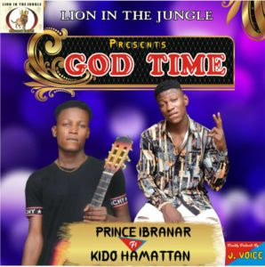 Prince Ibranar ft. Kido Hamattan - Good Time