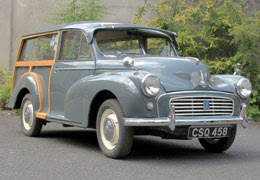 1955 Morris Minor Traveller