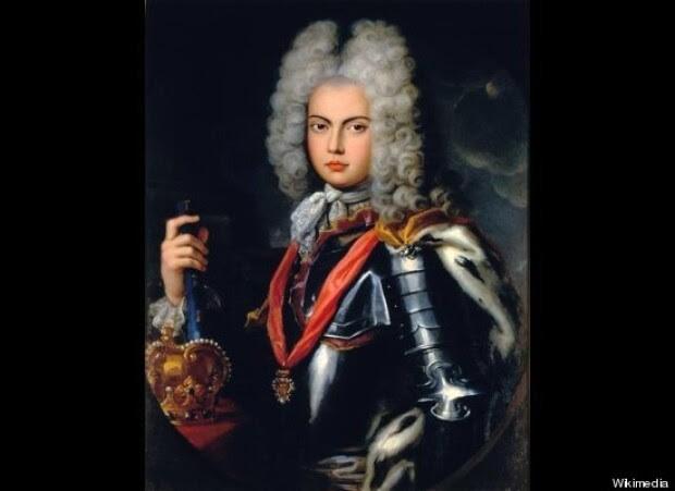 regele John V