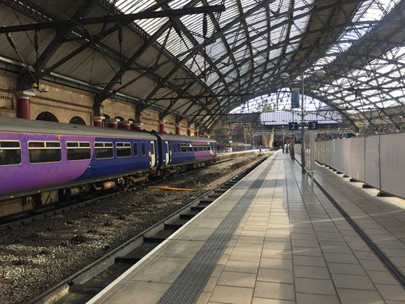 Two platforms reopen at Liverpool Lime Street as station upgrade continues