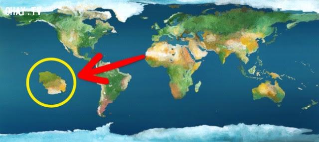Mục cuối cùng (Bonus): Một lục địa mới?,trái đất,những điều thú vị trong cuộc sống