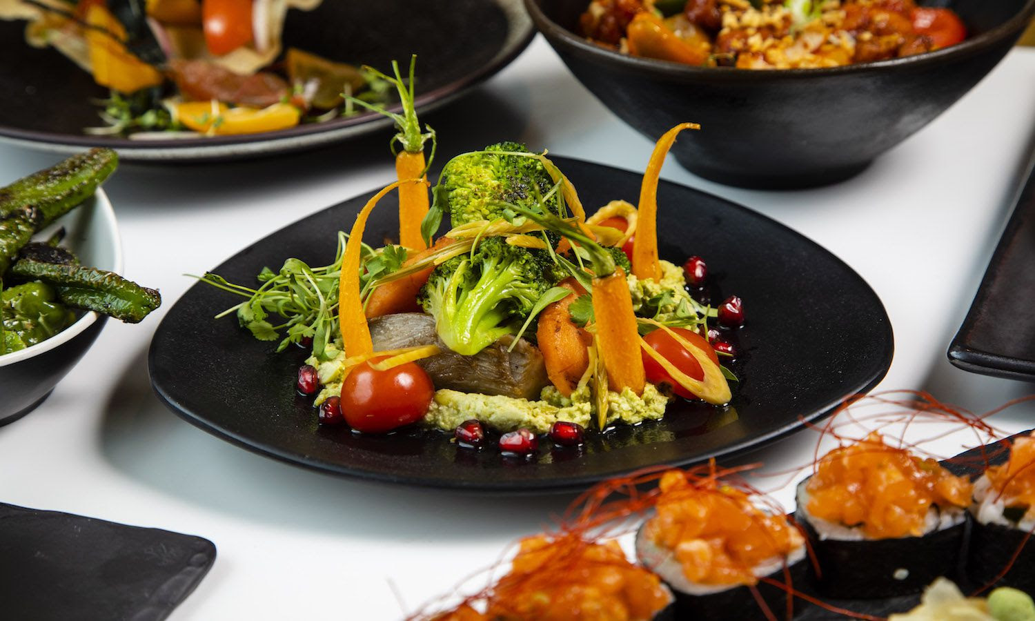 Save 62% on unlimited food and prosecco at Inamo