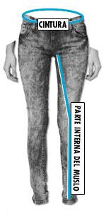 Guía de tallas de vaqueros, pantalones y leggings para mujer – cómo elegir tu talla de vaqueros, pantalones y leggings adecuada