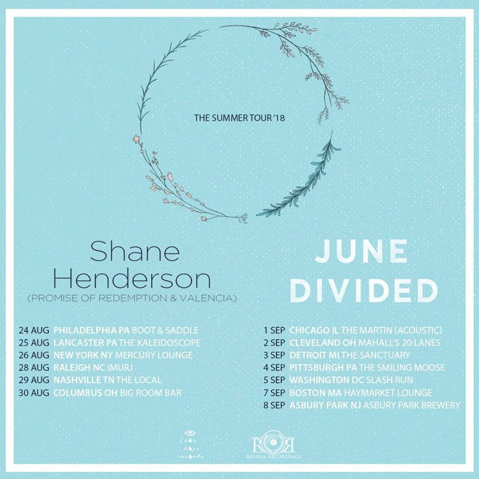june divided tour