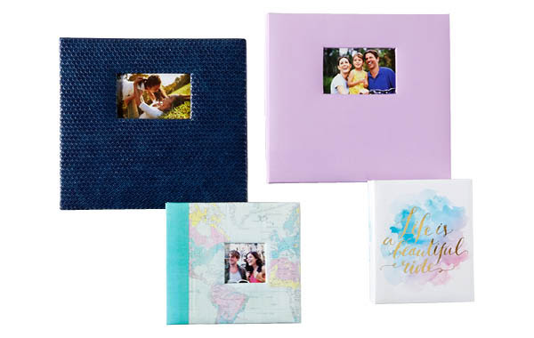 Select Scrapbook & Photo  Albums